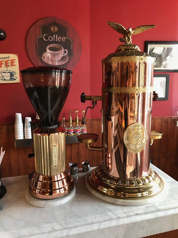 D'Amatos Bakery Chicago Espresso