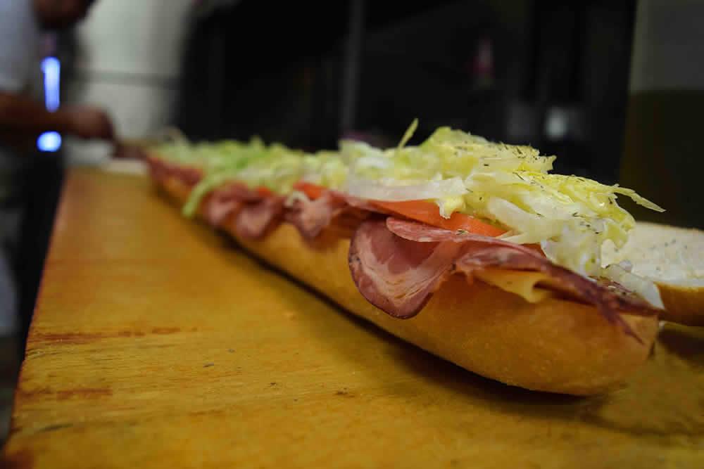 D'Amatos Bakery Chicago Sub