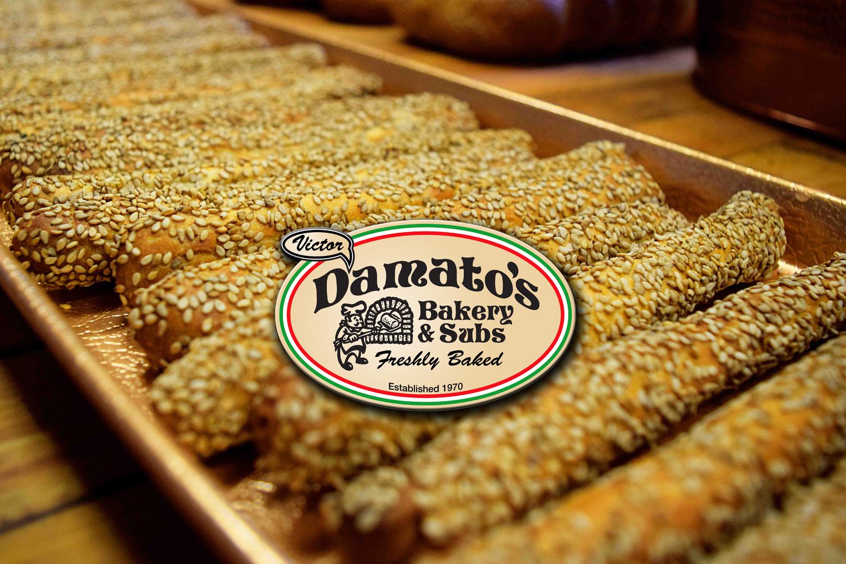 D'Amato's Chicago Breadsticks