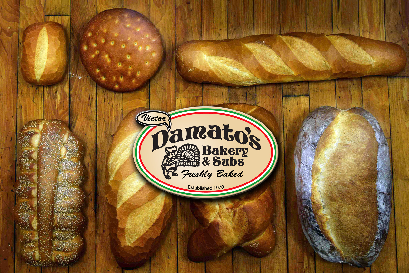 D'Amato's Chicago Breads